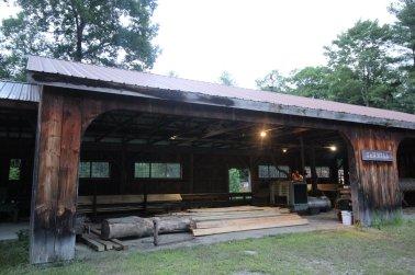 Foxbard Sawmill